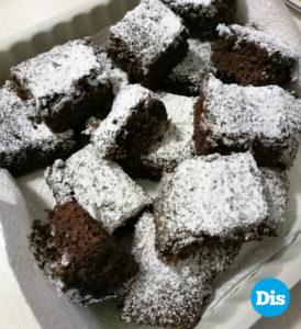 Ricetta Brownies alla Banana (senza uova)