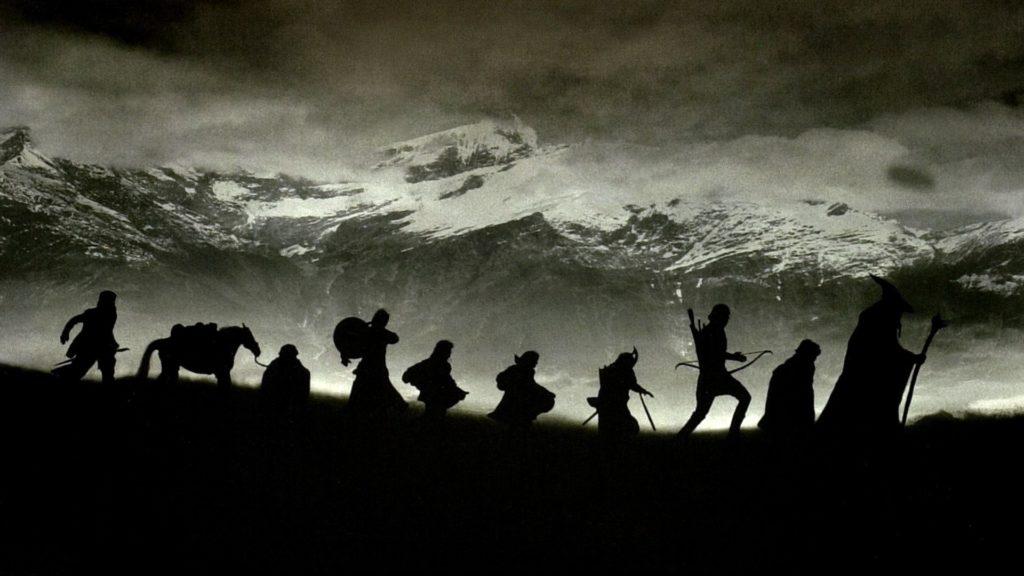 Rivivi un grande classico del cinema – Il Signore degli anelli – La compagnia dell'anello (2001) di P. Jackson
