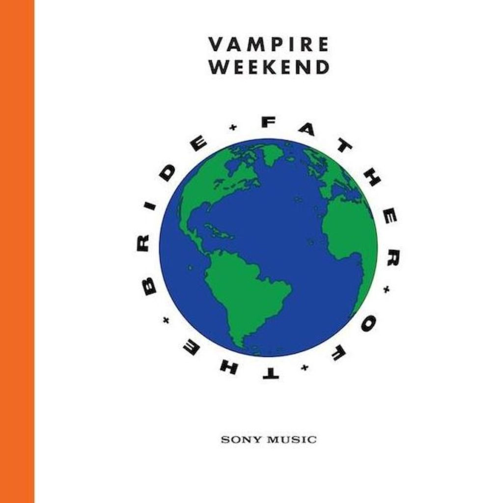 Vampire Weekend – Father of the Bride (Spring Snow – 2019)