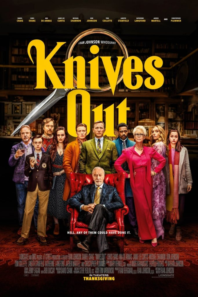 Recensione – Knives Out (Cena con Delitto)