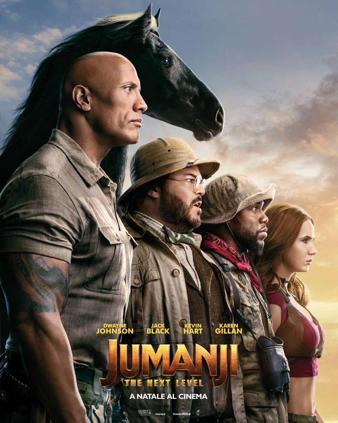 L'ondata nostalgica travolge i Millennials: al cinema il sequel di Jumanji