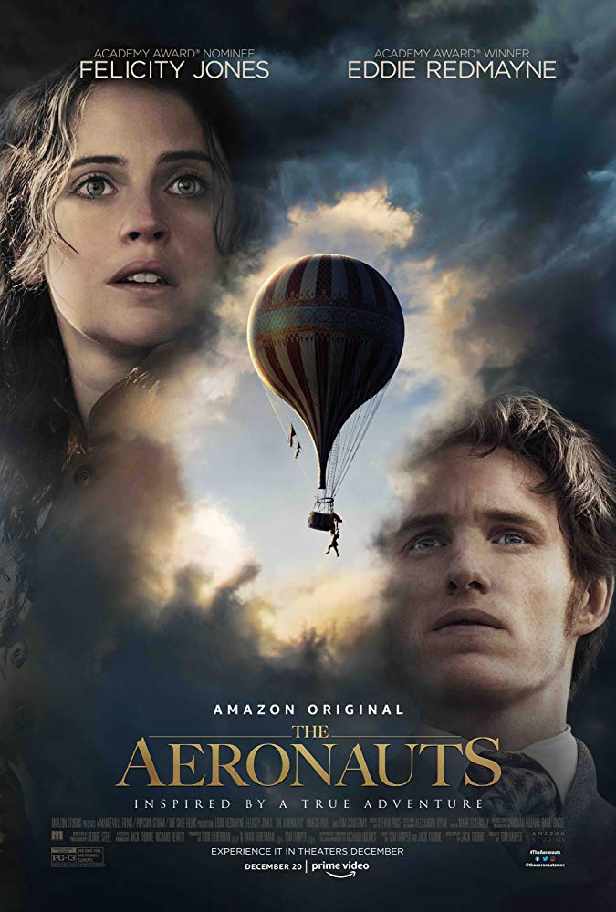 Recensione streaming – The Aeronauts