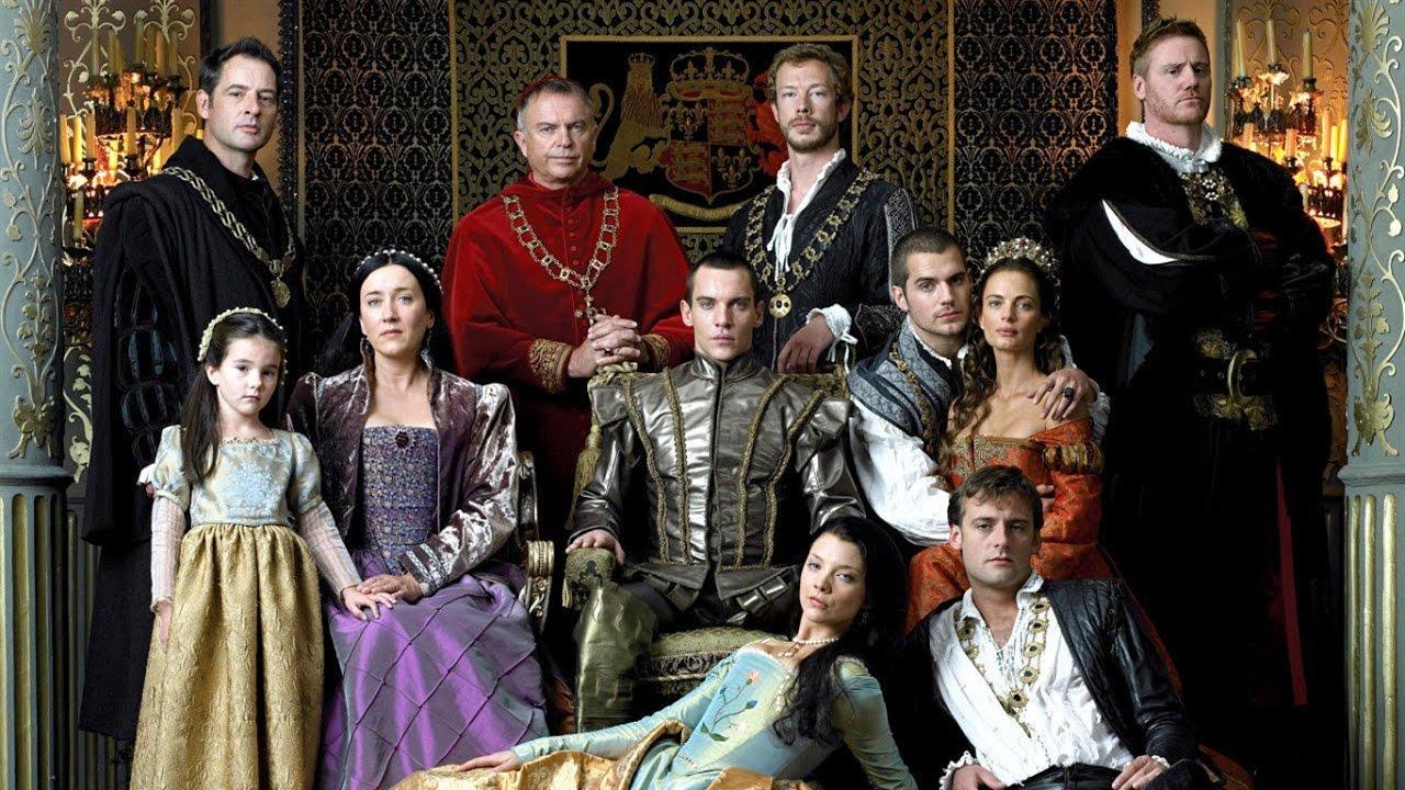 I Tudor: la corte inglese al cinema