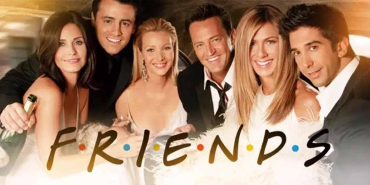 """""""It's happening"""": la Friends reunion arriva su Hbo max"""