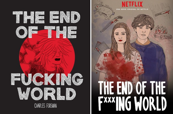 The end of the fucking world: dal fumetto alla serie