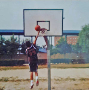 Se Michael Jordan oggi ispira i giovani cestisti... ieri di più!