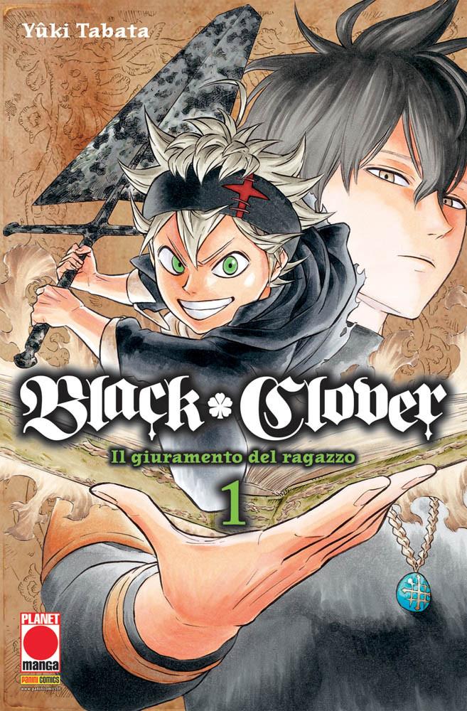 Black clover e Quartet knights – L'erede di Naruto… o forse no?