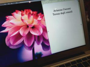 Teresa degli oracoli – L'esordio letterario di Arianna Cecconi