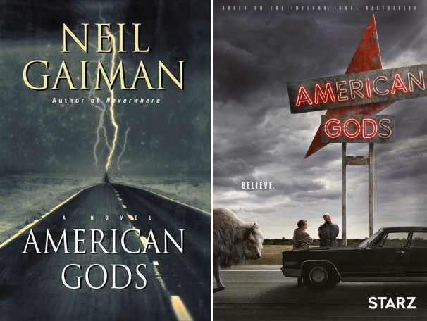 American Gods – Le differenze tra serie tv e libro