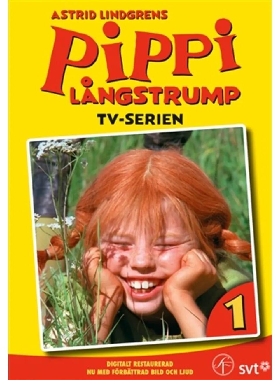 Pippi Calzelunghe Serie tv multicolor dagli anni Sessanta!