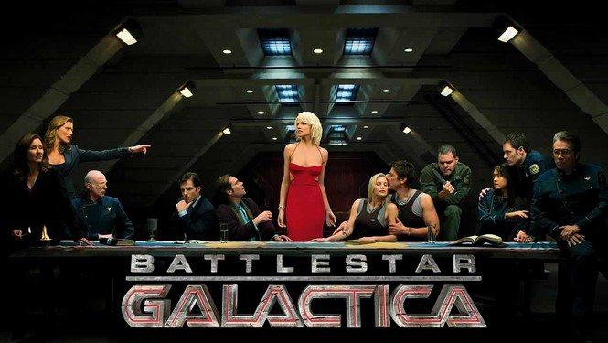 Battlestar Galactica Recensione (per gradi) a una serie spaziale