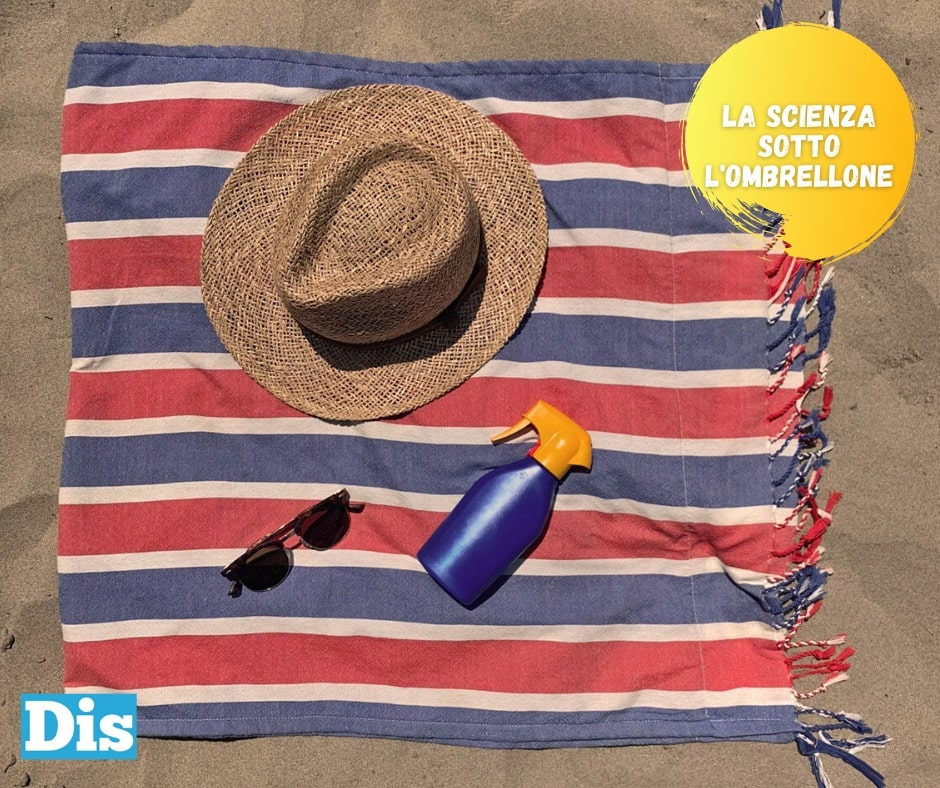Estate, sole e melanina – Come funziona l'abbronzatura?