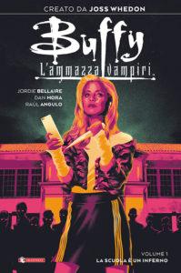 Buffy l'ammazzavampiri – Il reboot a fumetti in chiave moderna