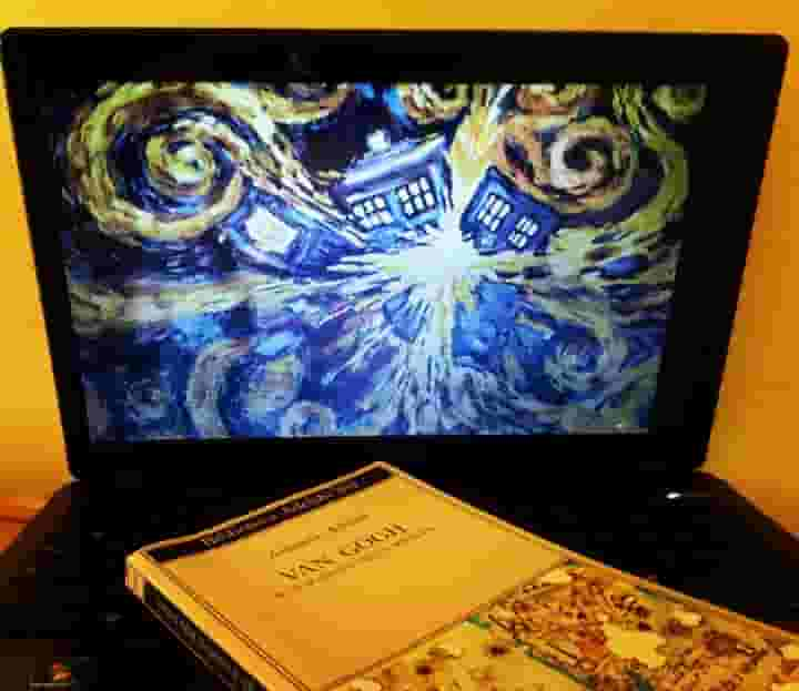 Van Gogh e Doctor Who –  Vincent e il Dottore nella Francia di 130 anni fa