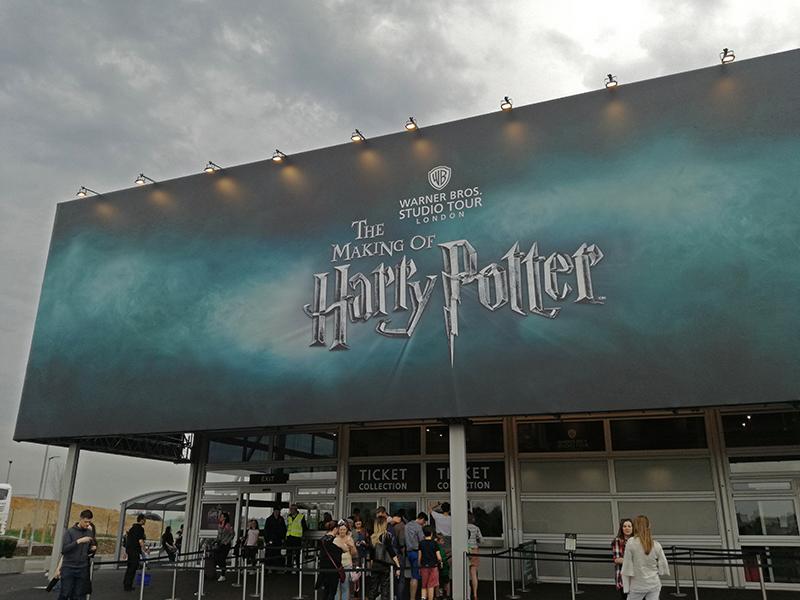 Il mio addio al nubilato a tema Harry Potter – I Warner Bros. Studios di Londra