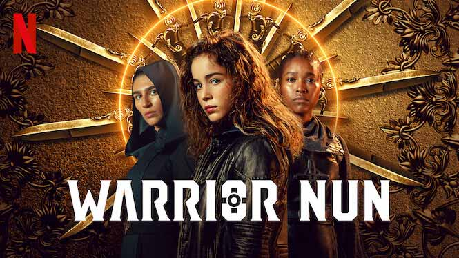 Warrior Nun – Netflix, anche meno (teenage) dramma!