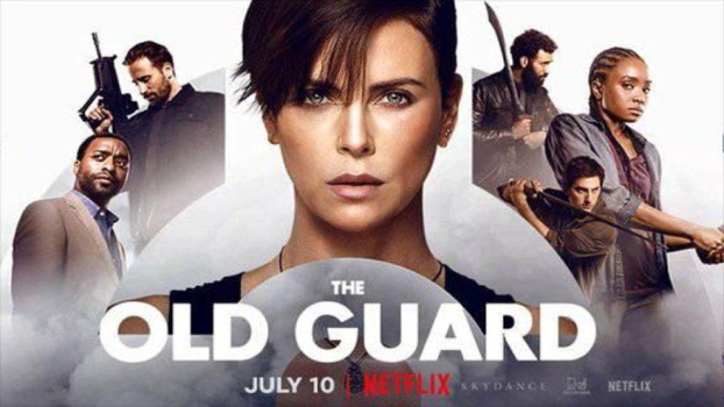 Charlize Theron immortale più cazzuta che mai nel film Netflix The old guard
