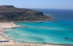 Viaggiare in Europa nonostante il Coronavirus - Una spiaggia dell'isola di Creta