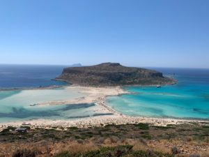 creta spiagge - elafonissi