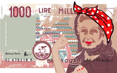 Maria Montessori – Un nome, una leggenda, una banconota