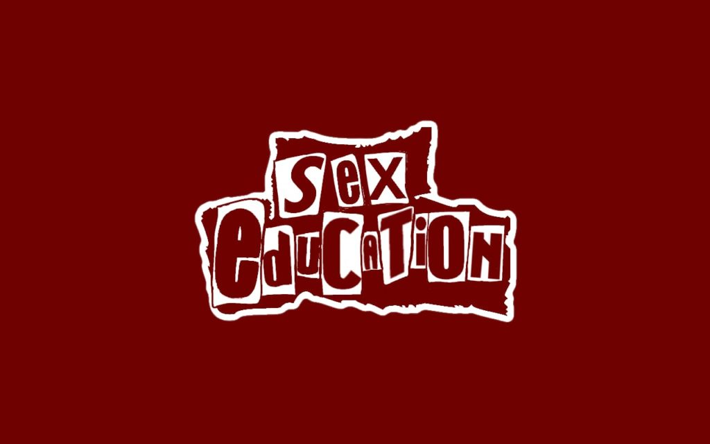 Sex Education - immagine riadattata dal famoso logo dei Sex Pistols