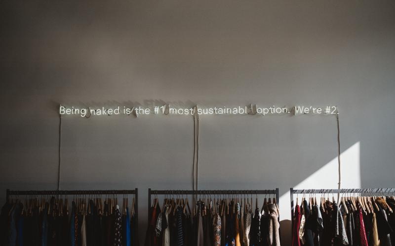 Scelte e moda sostenibile