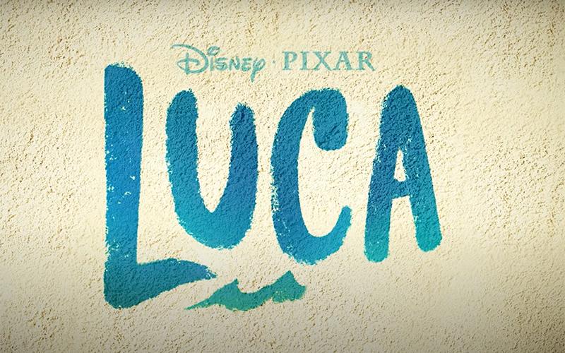 Luca Pixar - Copertina del film