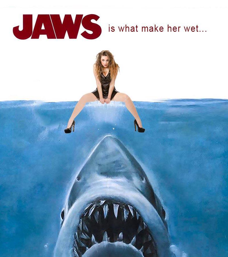 Jaws incel