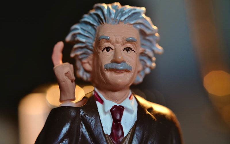 Albert Einstein - pregiudizio di genialità