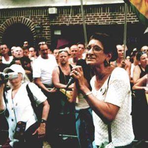 Sylvia Rivera Stonewall