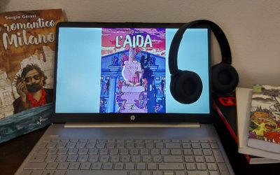 L'Aida di Sergio Gerasi – Il mondo reale e virtuale a confronto