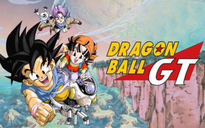 Dragon Ball GT anime comics – La saga dei draghi malvagi in formato manga