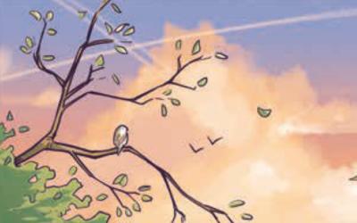 La ricerca del silenzio, di Mihai Rotari – Un fumetto su un viaggio, due amici e qualche segreto