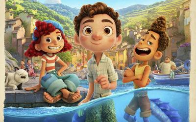 Luca, l'ultimo film Pixar – Com'è, e perché è una splendida allegoria Lgbtq+