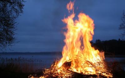 Forgiati dalle fiamme – L'importanza del fuoco per l'uomo